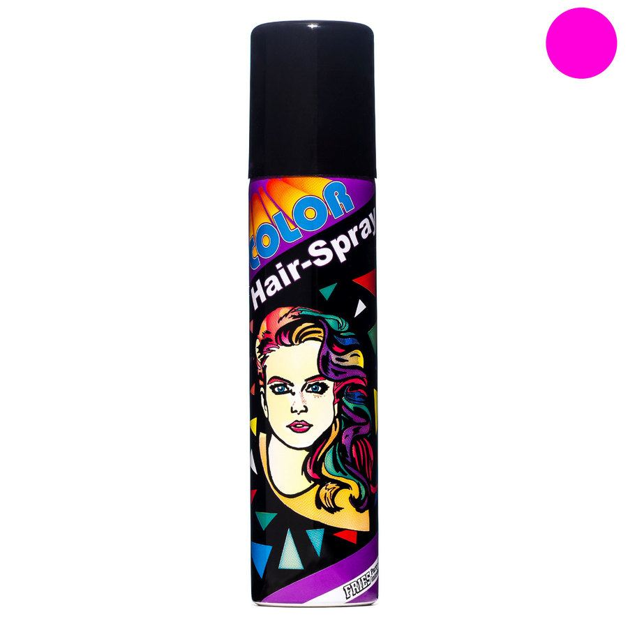Fries Color Hair-Spray, Pink 100ml