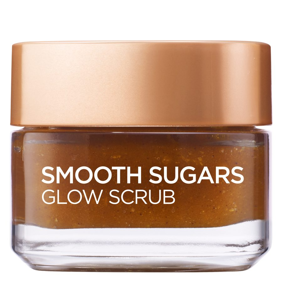 L'Oréal Paris Smooth Sugar Scrub Glow Grapeseed (50 ml)
