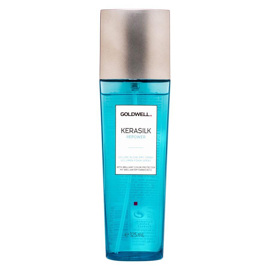 Goldwell Kerasilk Repower Volumen Blow-Dry Spray (125ml)