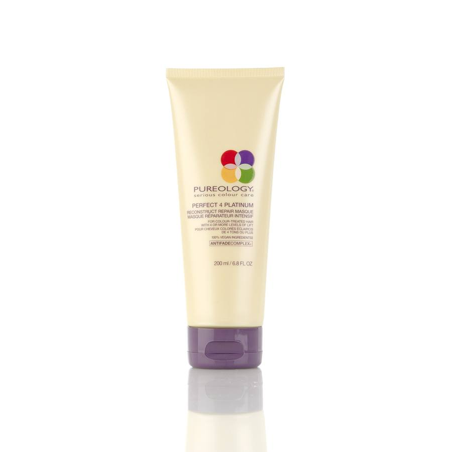 Pureology Perfect 4 Platinum Reconstruct Repair Maske (200 ml)
