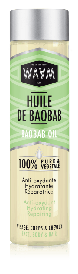 WAAM Cosmetics BaoBab Oil (100 ml)