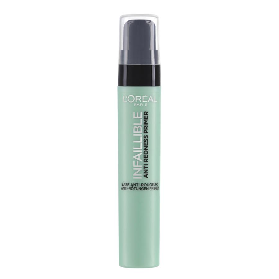 L'Oréal Paris Infallible Primer, 02 Anti Redness (20 ml)