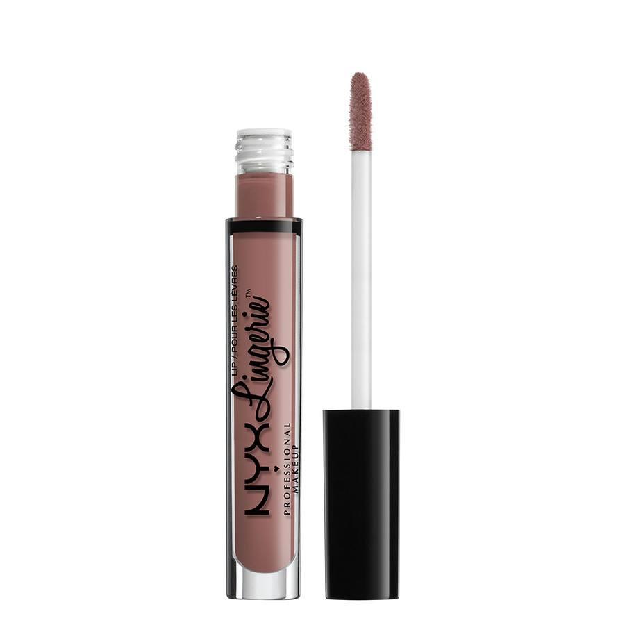 NYX Prof. Makeup Lingerie Liquid Lipstick, Bustier LIPLI15 (4ml)