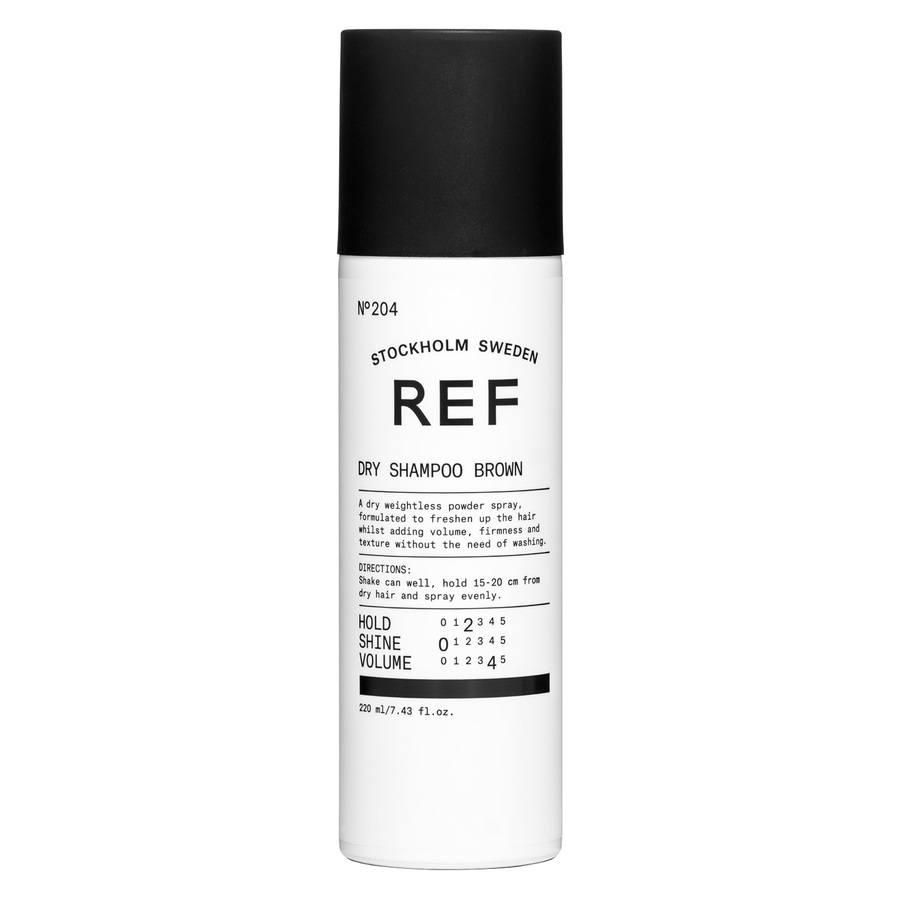REF Trockenshampoo (220 ml), braun