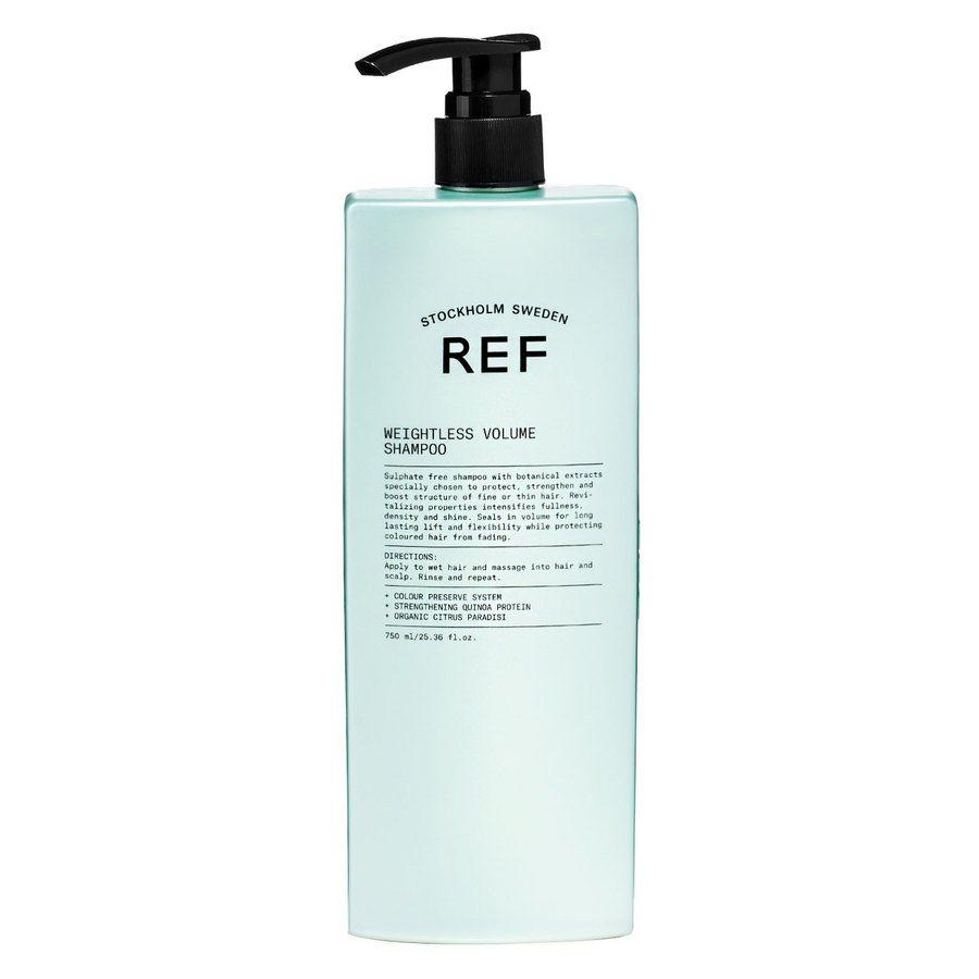 REF Weightless Volume Shampoo (750ml)