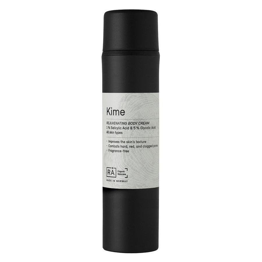RÅ Organic Skincare Kime Rejuvenating Body Lotion (150 ml)