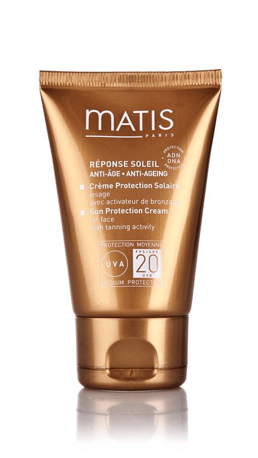 Matis Réponse Soleil Anti-Ageing Sonnenschutzcreme LSF 20 50ml
