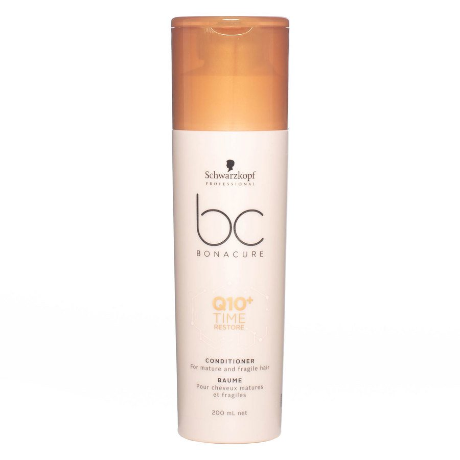 Schwarzkopf BC Bonacure Q10+ Time Restore Conditioner (200 ml)