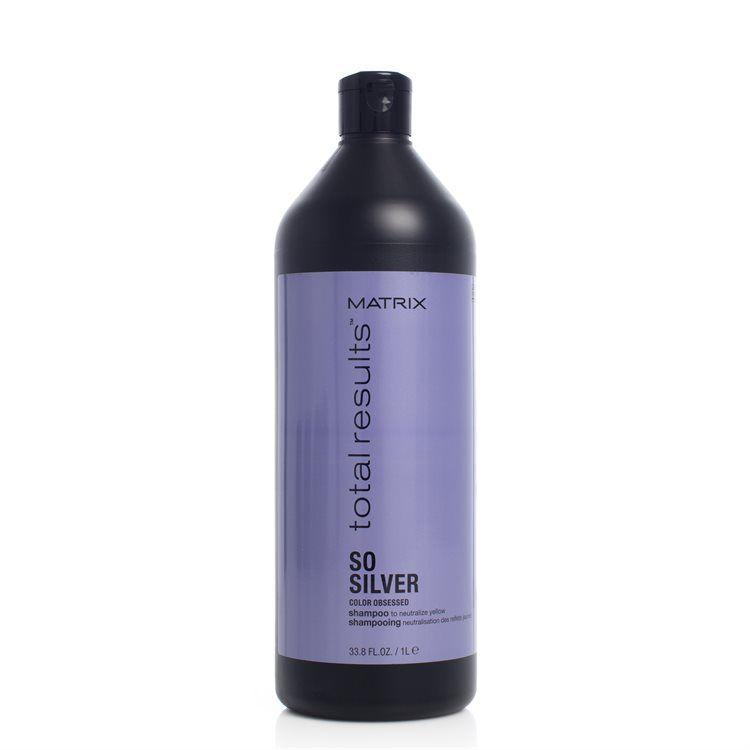 Matrix Total Results Color Care So Silver Shampoo 1000ml