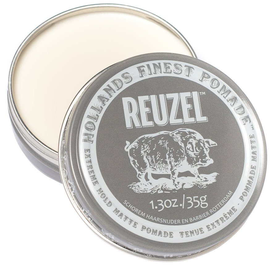 Reuzel Extreme Hold and Matte Pomade (35 g)