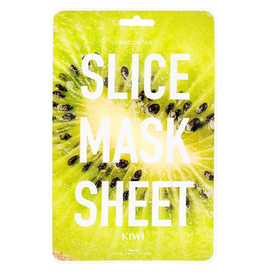 Kocostar Stück Mask Sheet, Kiwi