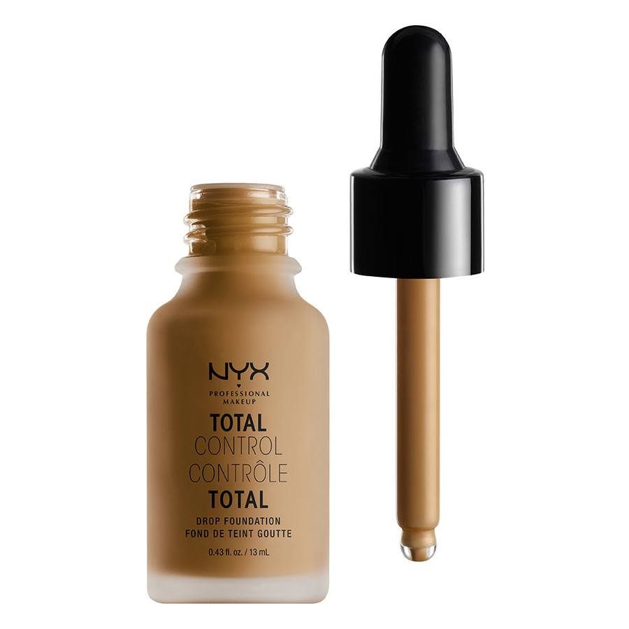 NYX Professional Makeup Total Control Drop Foundation Cappuccino TCDF17 13ml