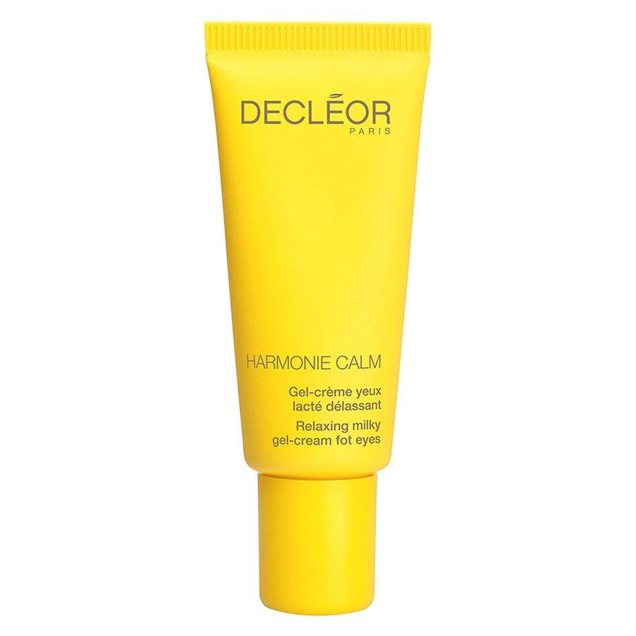 Decléor Harmonie Calm Relaxing Milky Gel-Cream für die Augen (15 ml)
