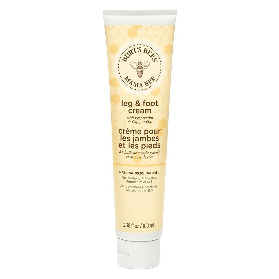 Burt`s Bees Mama Bee Leg & Foot Cream (100 ml)