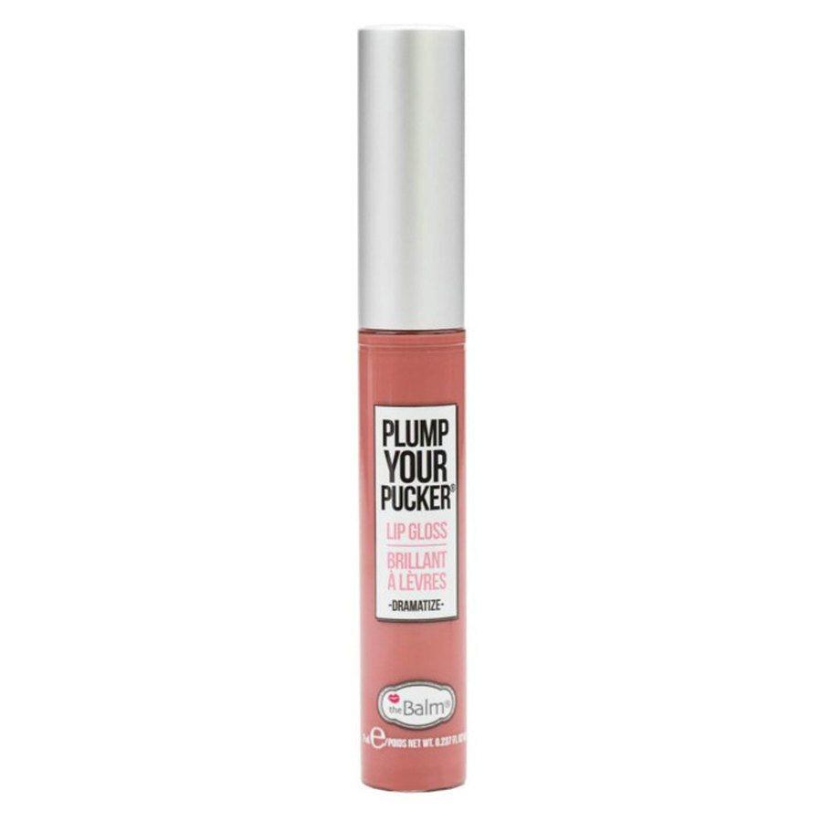 theBalm Plump Your Pucker Lip Gloss, Dramatize 7ml
