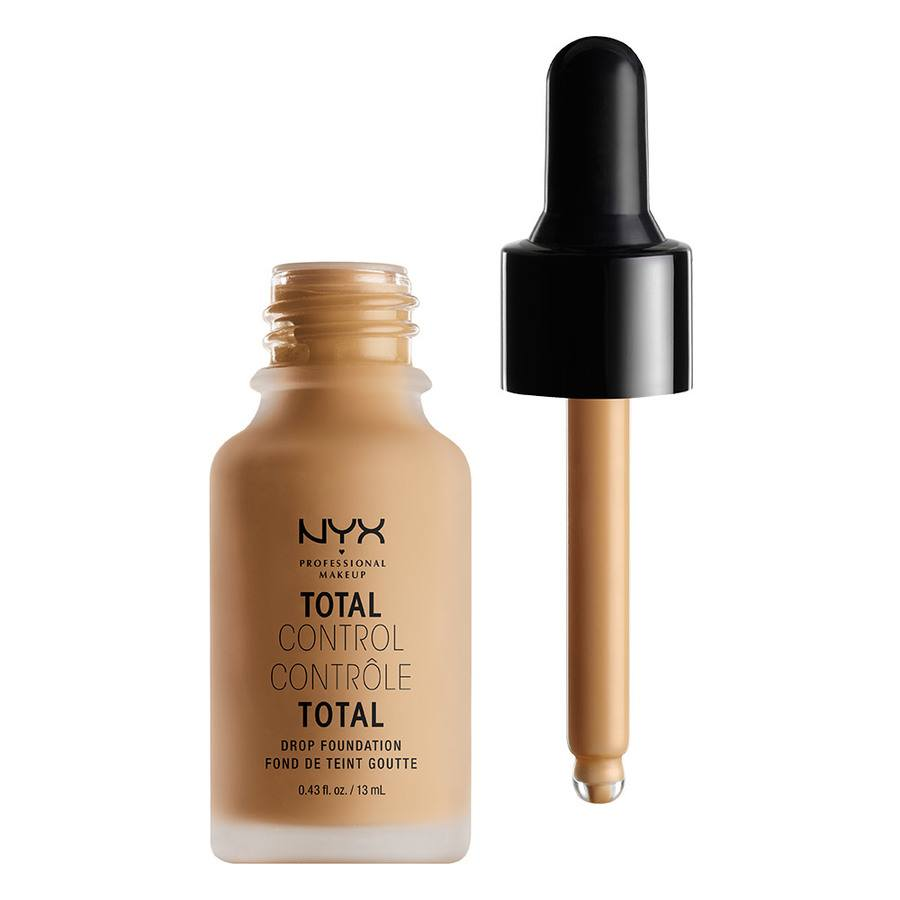 NYX Professional Makeup Total Control Drop Foundation Classic Tan TCDF12 13ml