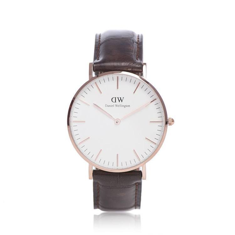 Daniel Wellington York, roségold (40 mm) 0111DW