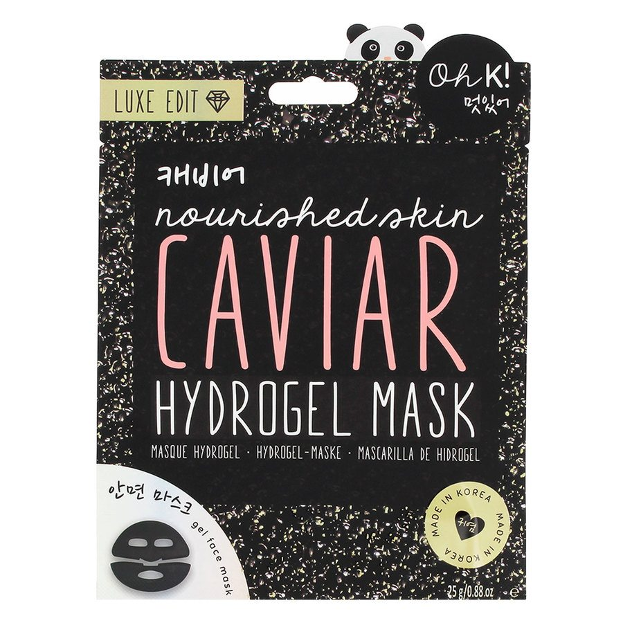 Oh K! Luxe Hydrogel Caviar Face Mask (25 g)