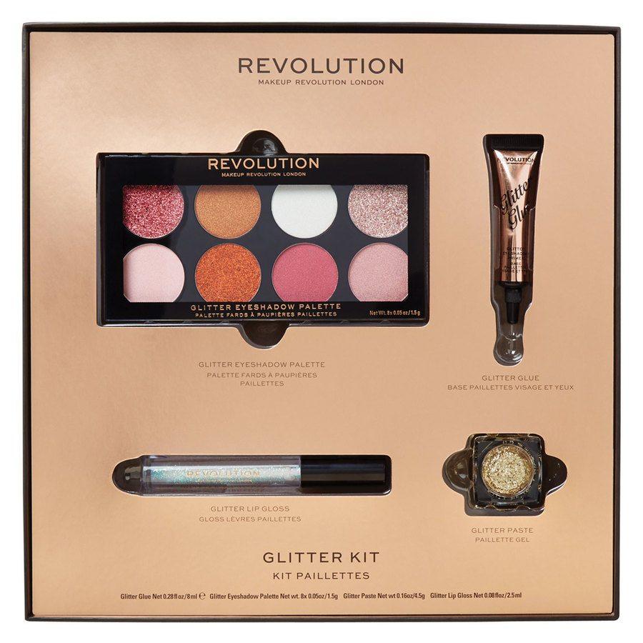 Makeup Revolution Glitter Kit v1 lip gloss
