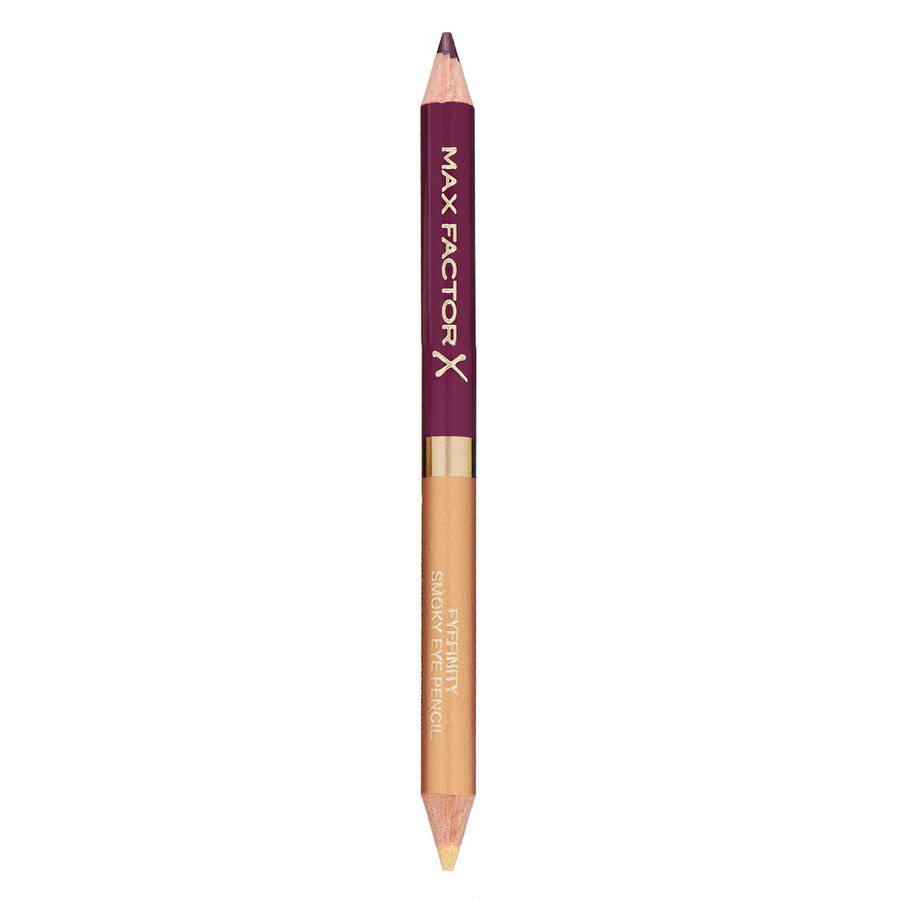 Max Factor Eyefinity Smoke Eye Pencil, Royal Violet/Crushed Gold