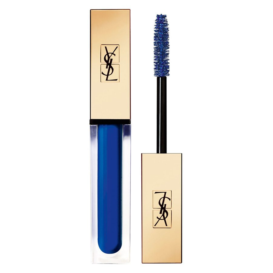Yves Saint Laurent Vinyl Couture Mascara, #5 Blue