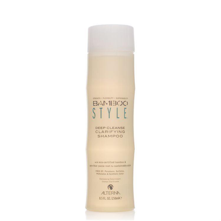 Alterna Bamboo Deep Cleanse Clarifying Shampoo (250 ml)