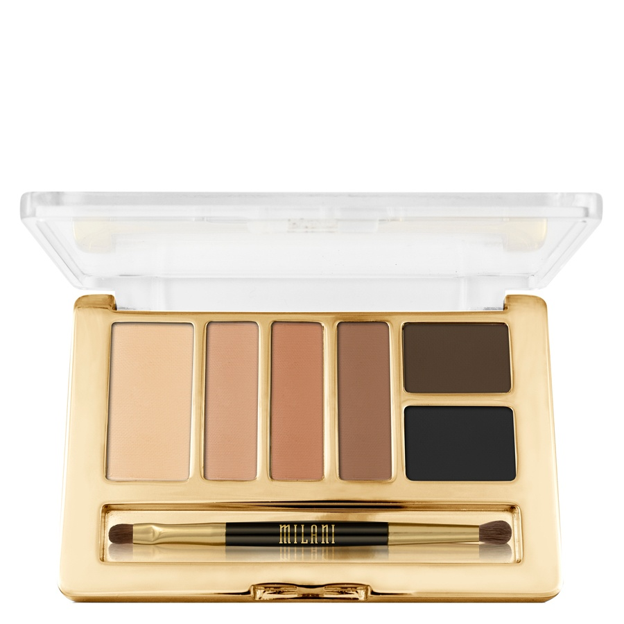 Milani Everyday Eyes Powder Eyeshadow Collection, Basic Mattes (6 g)