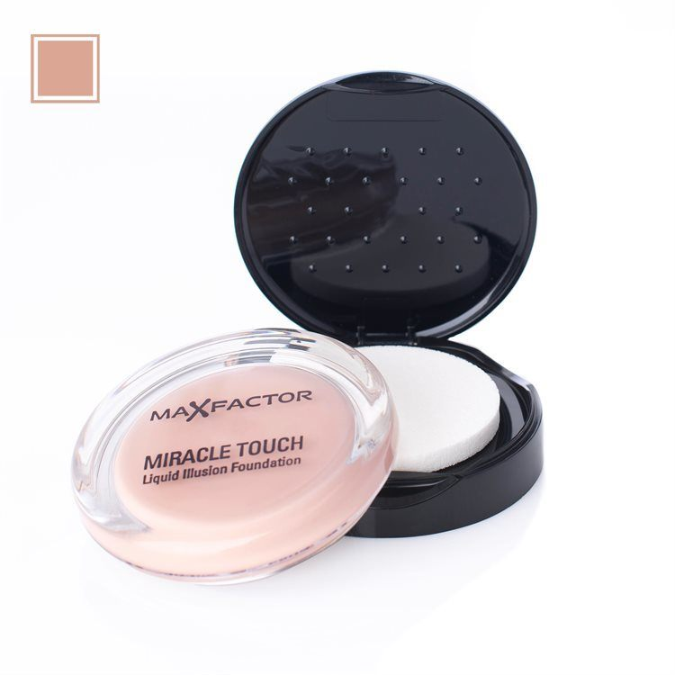 Max Factor Miracle Touch Foundation (11,2 g), 65 Rose Beige