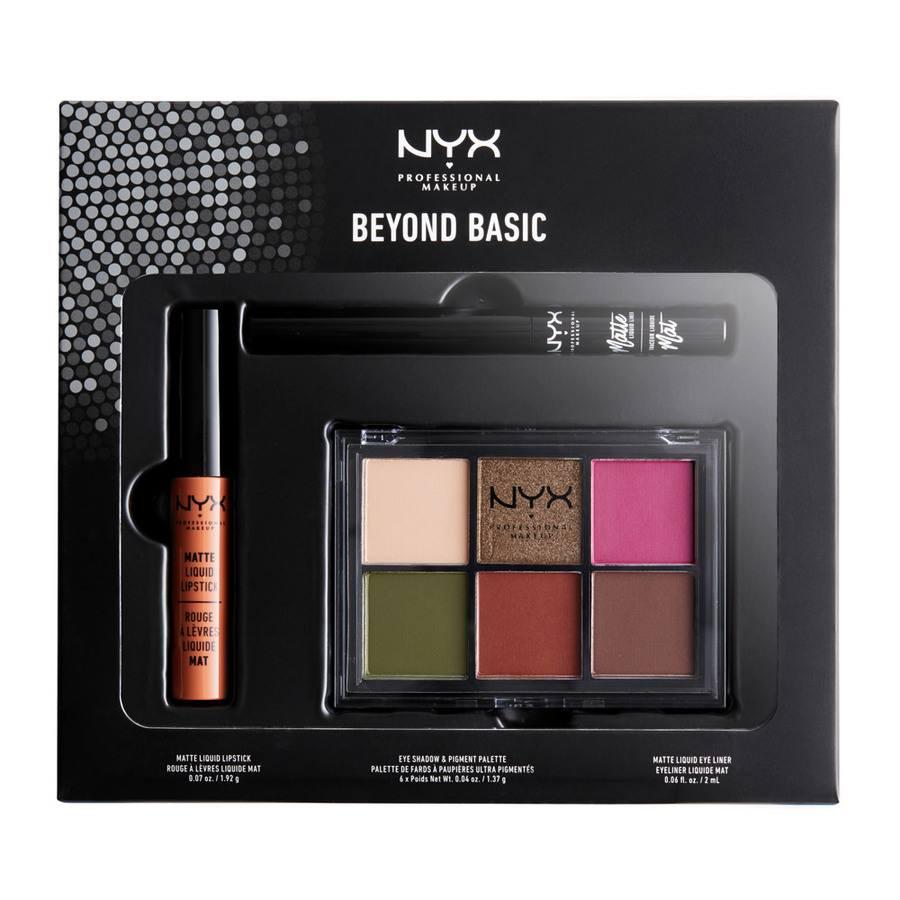 NYX Professional Makeup Lookset, 17