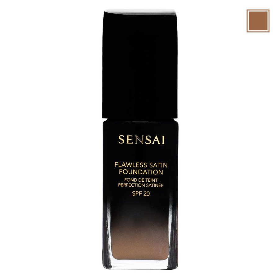 Sensai Flawless Satin Foundation F204.5 Warm Beige (30 ml)