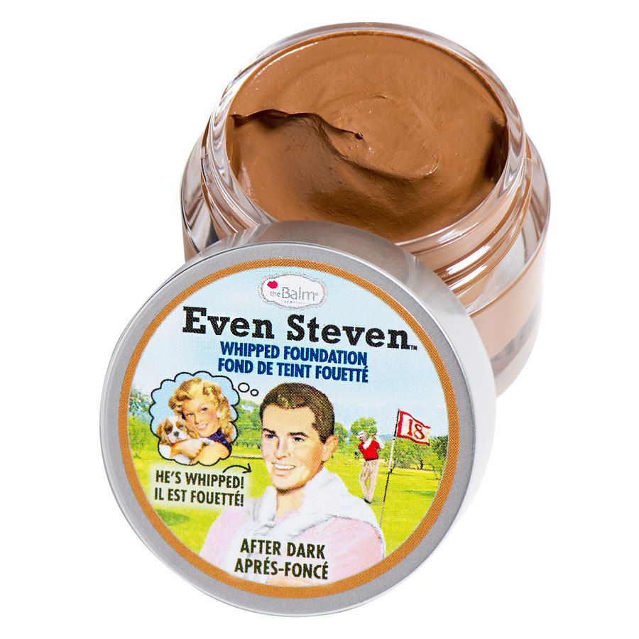 theBalm Even Steven Whipped Foundation After Dark 13,4ml