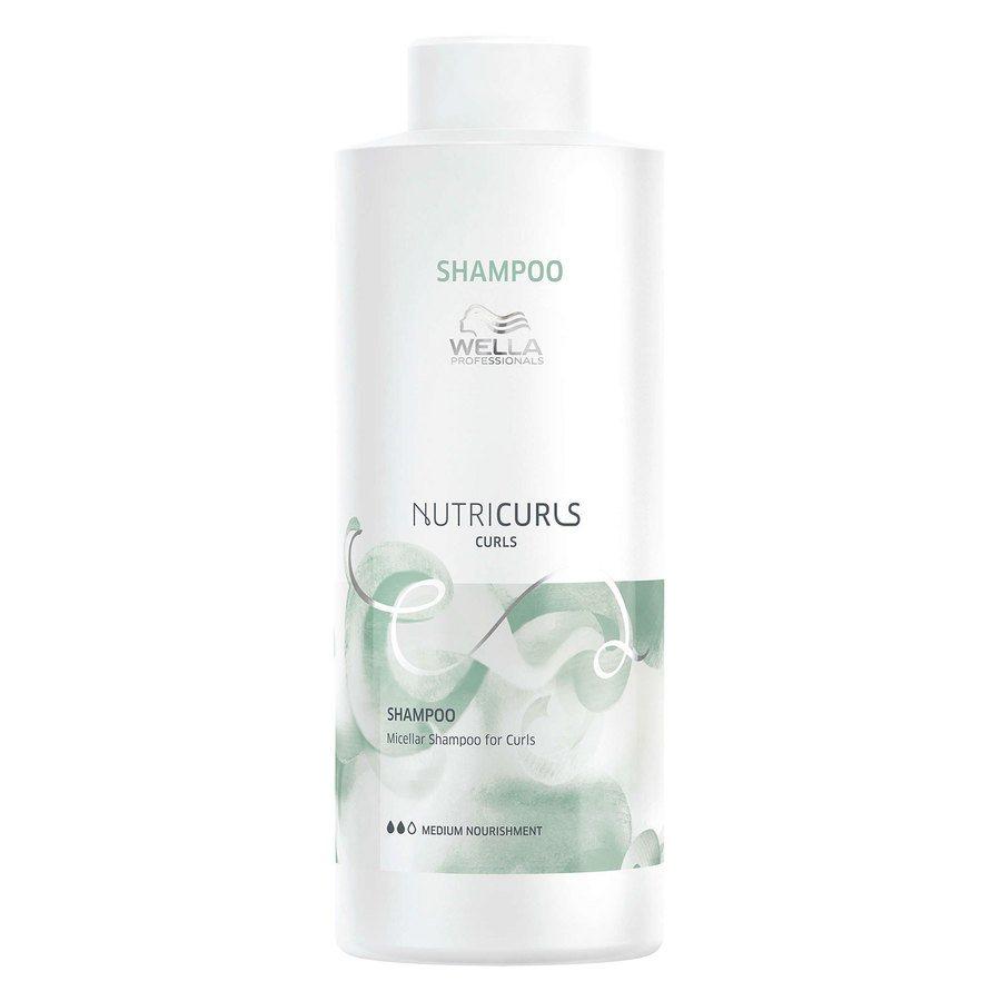 Wella Professionals Nutricurls Micellar Shampoo For Curls (1000 ml)