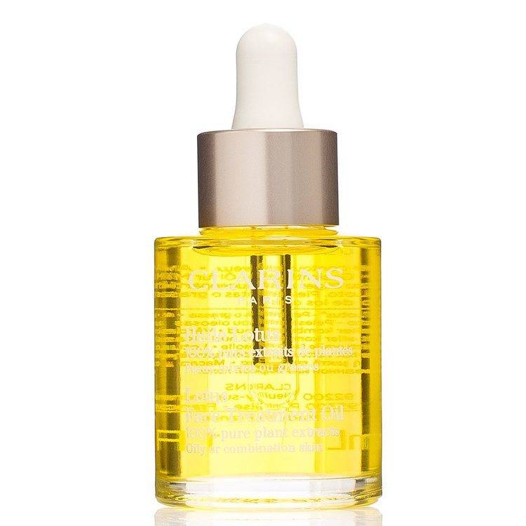 Clarins Lotus Face Treatment Oil (30ml)
