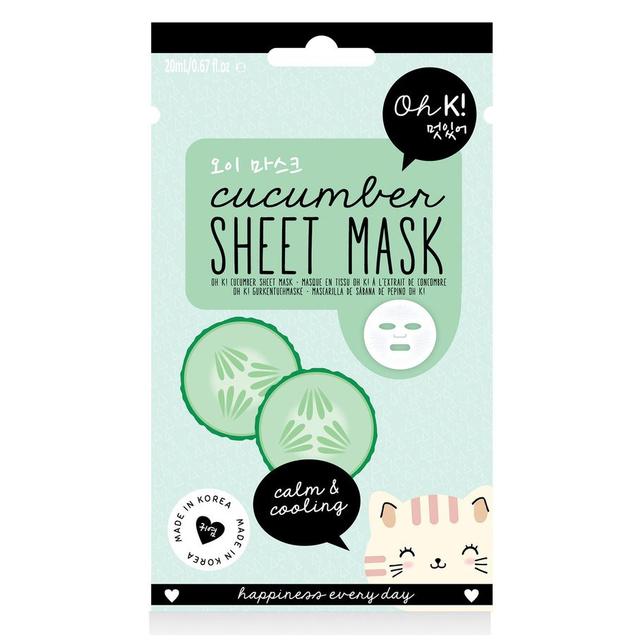 Oh K! Cucumber Sheet Mask (20 ml)