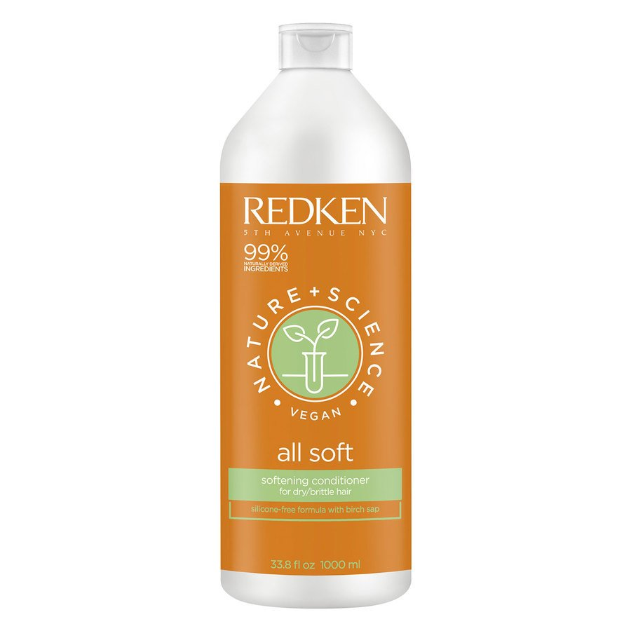 Redken Nature + Science All Soft Conditioner (1000 ml)
