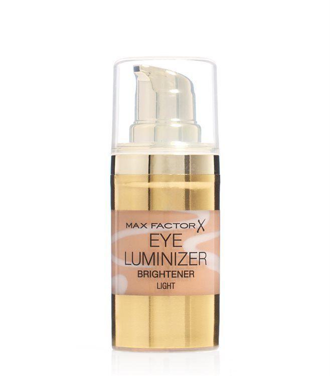 Max Factor Eye Luminizer Brightener Augen-Foundation, Light