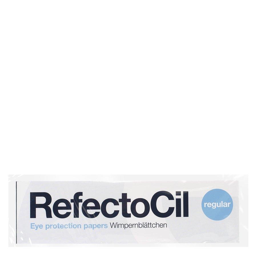 RefectoCil Augen Augenbrauen- und Wimpernfarbe Wimpernblättchen 96 Stk