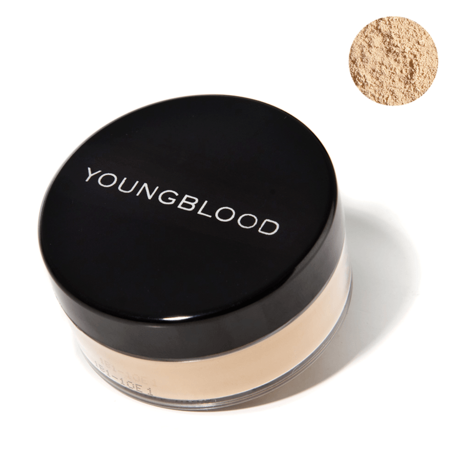 Youngblood Mineral Rice Setting Powder (10 g), Medium
