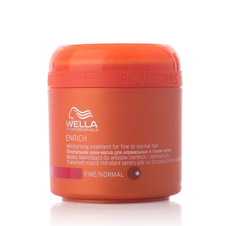 Wella Professionals Enrich Moisturising Treatment Fine/Normal Hair (150 ml)