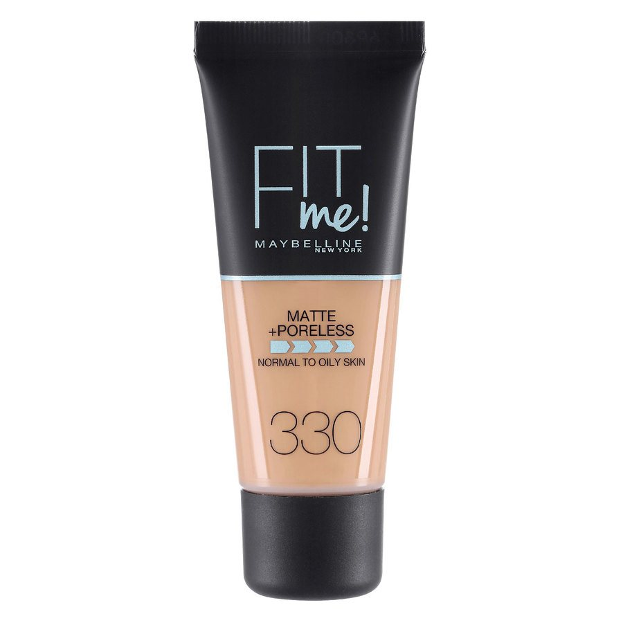 Maybelline Fit Me Matte + Poreless Foundation Toffee 30ml