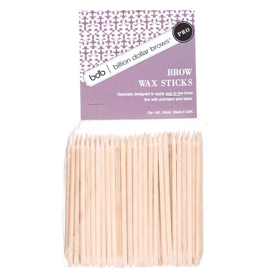 Billion Dollar Brows Wax Sticks (100 Stück)
