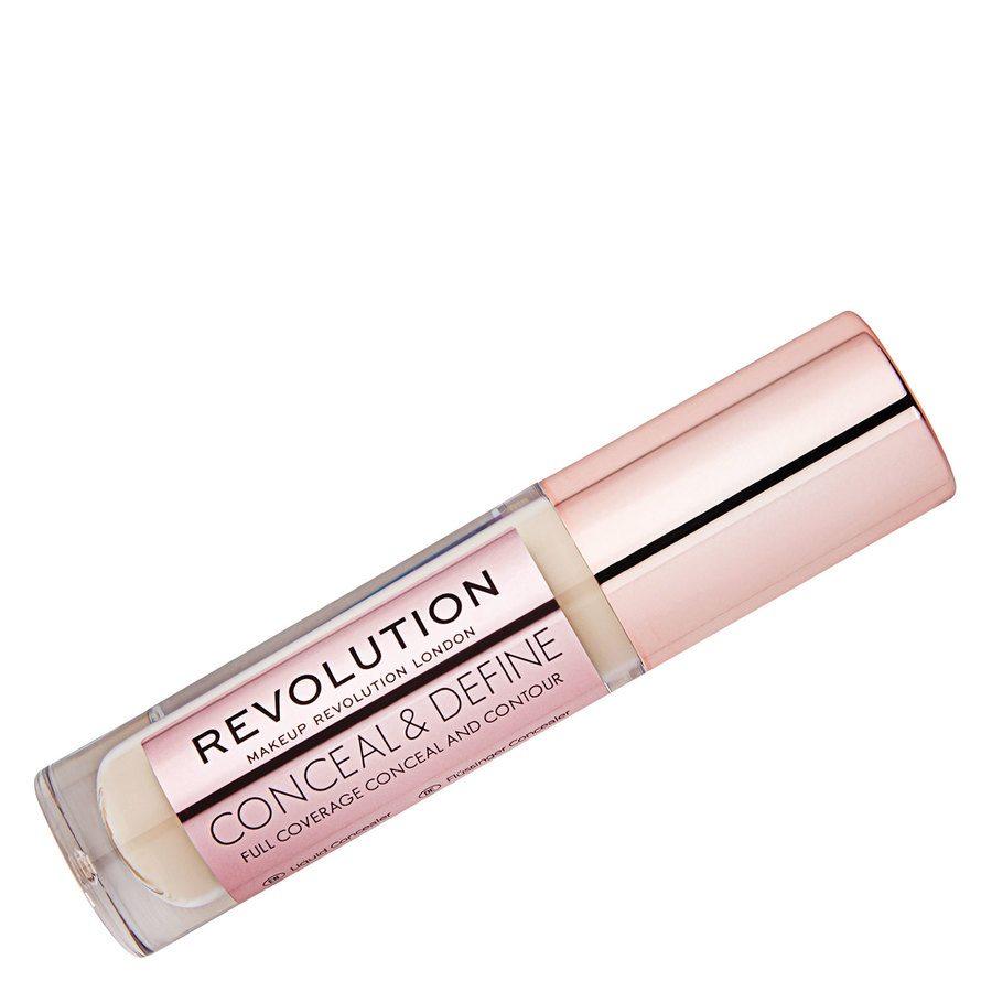 Makeup Revolution Conceal And Define Concealer, C2 4g