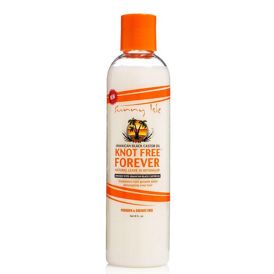 Sunny Isle Knot Free Forever Natural Leave-in Detangler Leave-in-Haarkur (236 ml)
