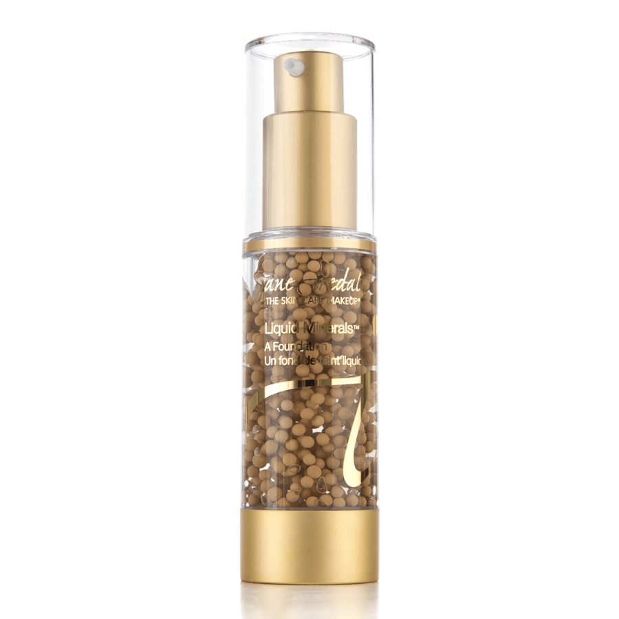Jane Iredale Liquid Minerals Foundation (30 ml), Latte
