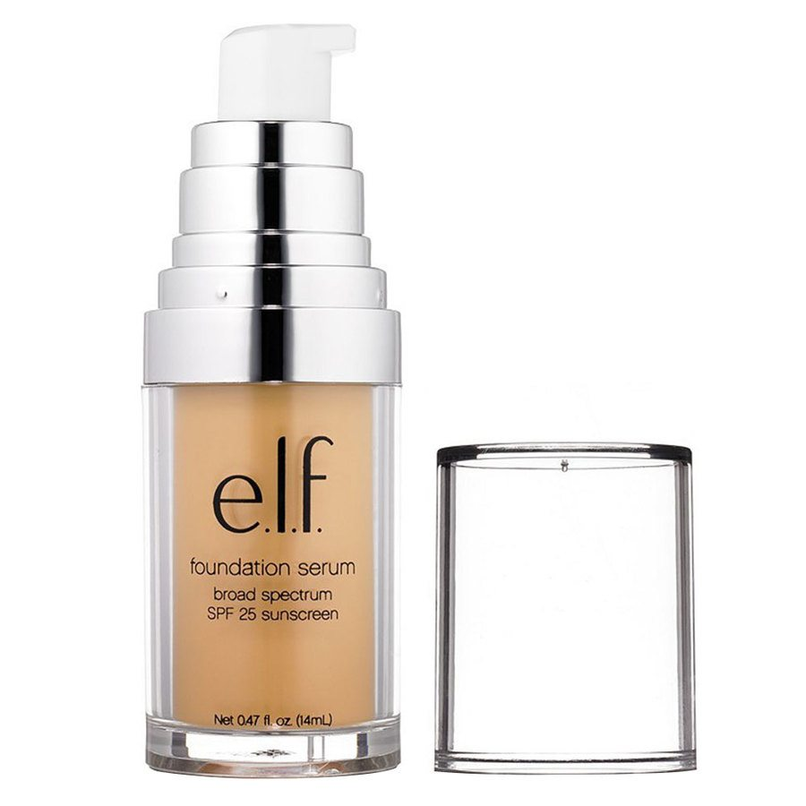 e.l.f Beautifully Bare Foundation Serum Spf25 Light/Medium