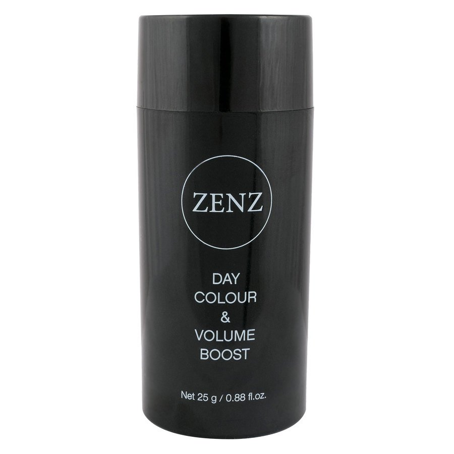 Zenz Organic Day Colour & Volume Boost No. 37, Dark Brown 22g