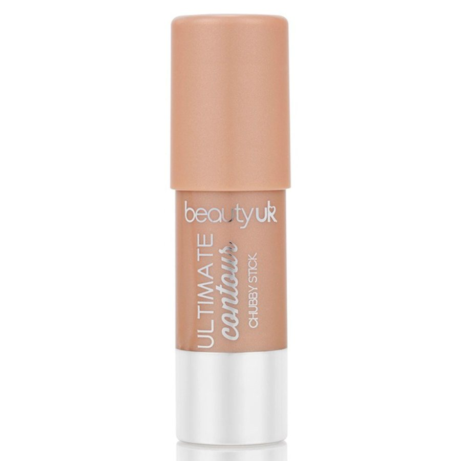 Beauty UK Ultimate Contour Chubby Stick Contouring-Stift, No. 4 Shimmer Highlight