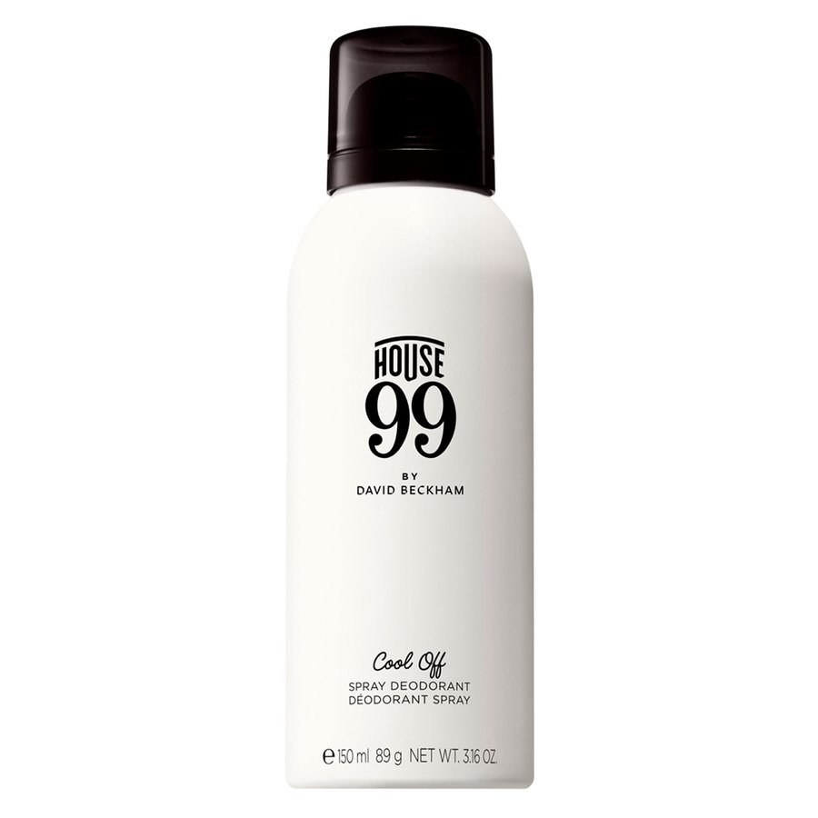 House 99 by David Beckham Cool Off Spray Deodorant (150 ml)