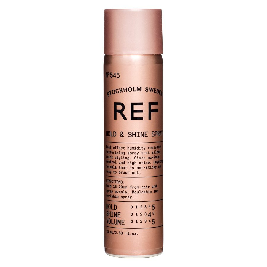 REF Hold and Shine Spray (75 ml)