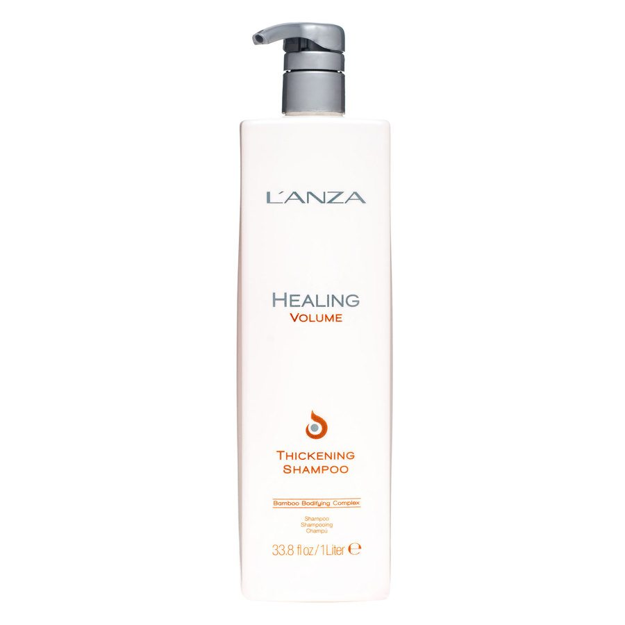 Lanza Healing Volume Thickening Shampoo (1000 ml)